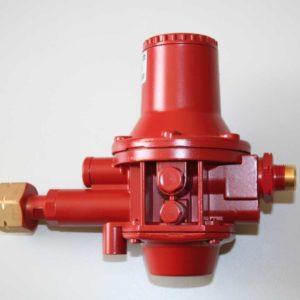 Druckminderer Gasanlage Progress
