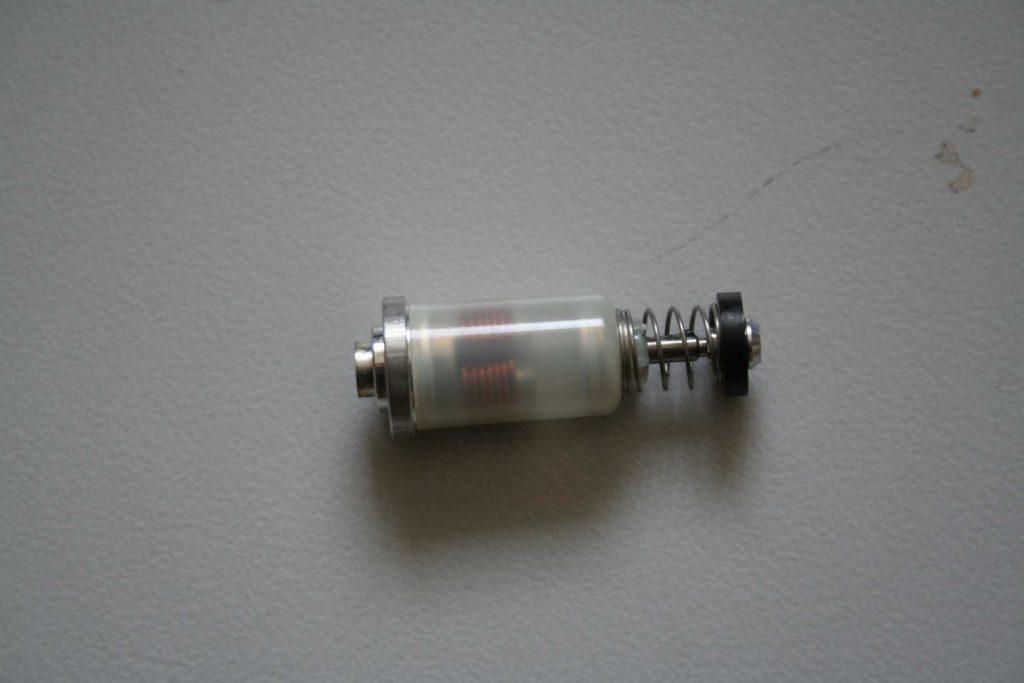 Magneteinsatz für Regelventil