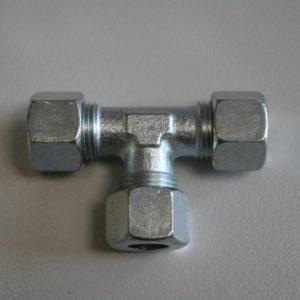 T-Stück Für Progress Gasflaschenhalterung